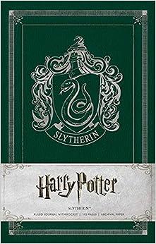 Como Descargar Torrente Harry Potter Slytherin Hardcover Ruled Journal: Slytherin, Ruled It Epub