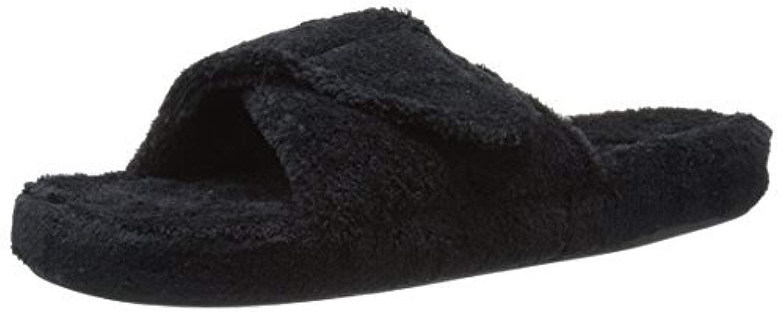 Acorn Women's Spa Slide II Slippers Black L