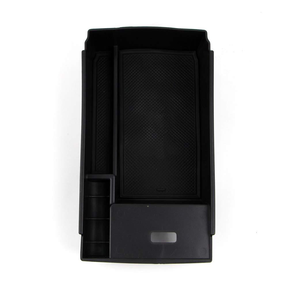 Dreamseek Armrest Storage Box for Lexus GS200t GS300 GS350 GS450h 2013 2014 2015 2016 2017 Center Console Glove Holder Organizer Tray