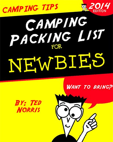 Camping Packing List: What to Bring Camping and Other - Camping Packing List