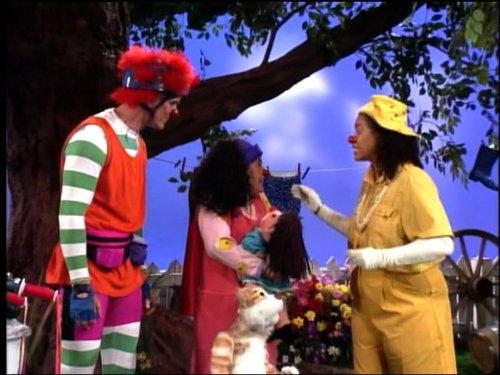 The Big Comfy Chaise longue - Season 3  Episode 3 - Clownus Interruptus (Wait Your Turn)