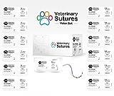 Veterinary Sutures Vet-Cryl Mono Poliglecaprone