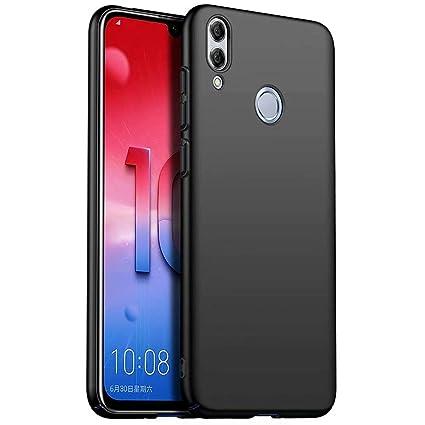 Funda Huawei P Smart 2019 / Honor 10 Lite Caja Caso MUTOUREN PC Carcasa Anti-Scratch Anti-rasguños Bumper Protectora de teléfono Case Cover para ...