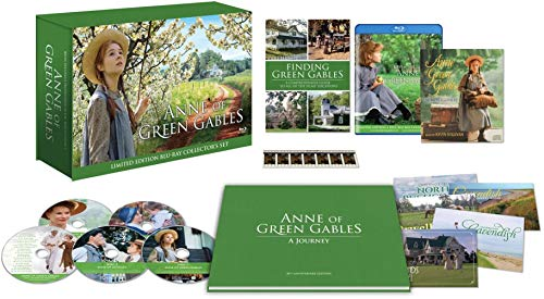 Anne of Green Gables Limited Edition Blu-ray Collector's Set (Anne Of Green Gables Blu Ray 30th)