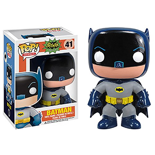 Toy - POP - Vinyl Figure - Heroes - Batman 1966 (DC Universe)