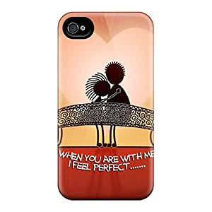 Quality Cases Covers With I Feel Perfect Nice Appearance Compatible With Iphone 6