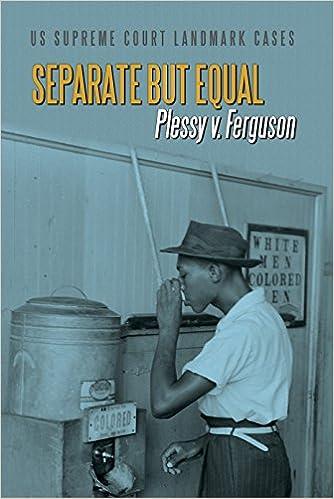 Descargar Torrent La Libreria Separate But Equal: Plessy V. Ferguson Kindle Puede Leer PDF