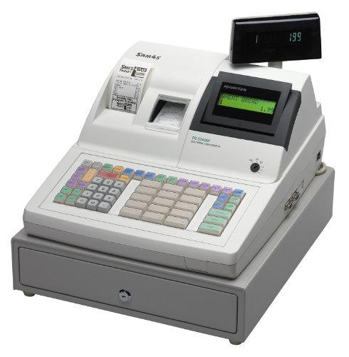 Sam4s ER-5240M Commercial Electronic Cash (Sam4s Cash Registers)
