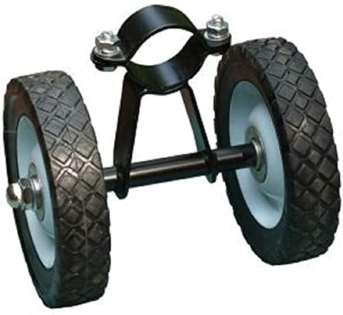 The Hamptons Collection Black Hammock Steel Wheel Kit Assembly