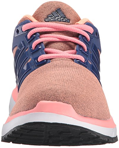 Adidas Womens Energy Cloud Wtc W Scarpa Da Corsa Sun Glow / Unity Tessuto Inchiostro / Ray Rosa