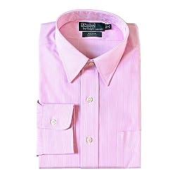 Polo Ralph Lauren Men's Classic-Fit Andrew Striped Cotton Poplin Shirt