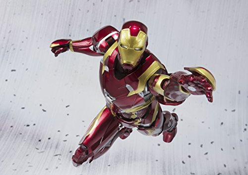 51uHAgG5kTL - S.H. Figuarts - Civil War - Iron Man Mark 46