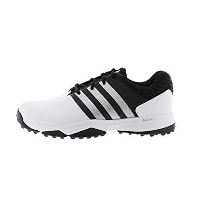 4d5ac40bad5 Adidas New Men s 360 Traxion WD Golf Shoes (White Black