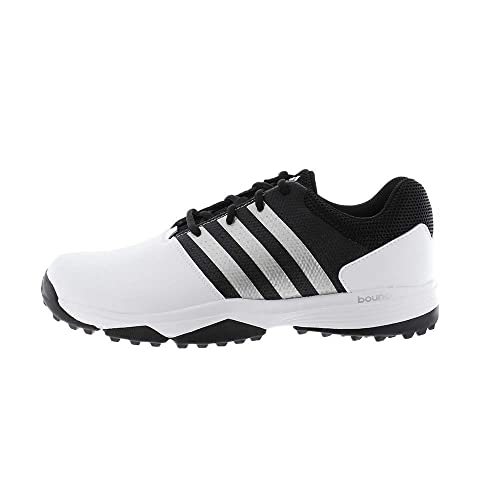 2893ee1795a7e9 Adidas New Men s 360 Traxion WD Golf Shoes (White Black