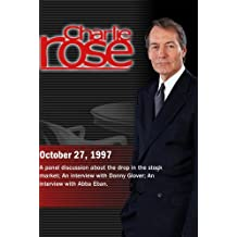Charlie Rose with Michael Metz, Michael Bloomberg & Byron Wein; Danny Glover; Abba Eban
