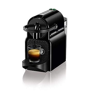 JIAJU Cápsula Máquina de café Negro automática Una máquina de café Voltaje de 220V: Amazon.es: Hogar
