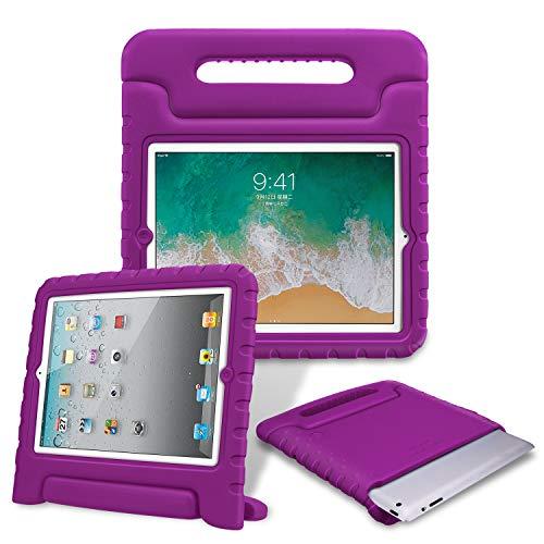Fintie iPad 2/3/4 Kiddie Case - Light Weight Shock Proof Con