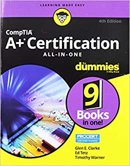 CompTIA A+(r) Certification All-in-One For Dummies(r) (For Dummies (Computer/tech))