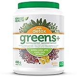 GENUINE HEALTH GREENS+ DAILY DETOX GREEN APPLE 406 G