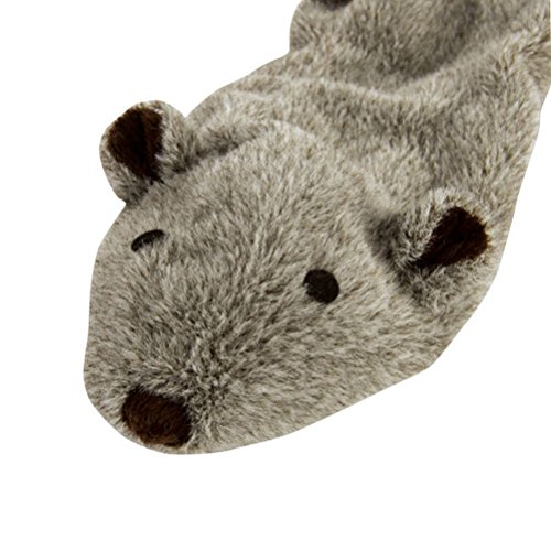 [Dog Toys Chipmunk Coyote Gopher Red Squirrel Unstuffies Zanies] (Gopher Costumes)