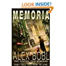 Memoria. A Corporation of Lies (An action-packed dystopian technothriller)