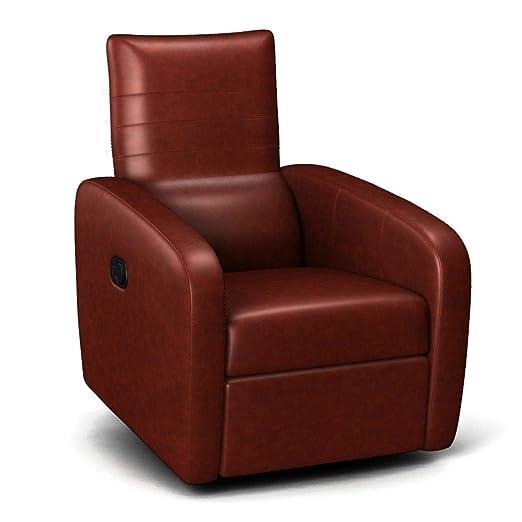 Amazon.com: Sillón reclinable manual contemporáneo plegable ...