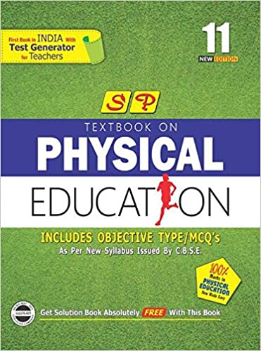 SP TEXTBOOK ON PHYSICAL EDUCATION CLASS 11: Amazon in: Dr