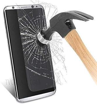 bestbuy-24 panzer-glas para teléfono móvil smartphone Samsung galaxy-s8-plus/G955 con 6,2 PULGADAS FOLIO PANZER dureza 9h, superdünn. VIDRIO TEMPLADO schutz-glas, CALIDAD: Amazon.es: Electrónica