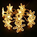 TOPHOME Romantic String Lights Warm White Waterproof Clear Line String Lights with USB Battery box for Indoor Outdoor Home Garden Kitchen Wall Window Party Wedding Bedroom Decorative Living Birthday