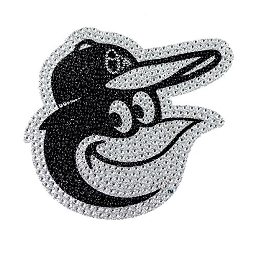 ProMark MLB Baltimore Orioles Bling Emblem, One Size, One ()