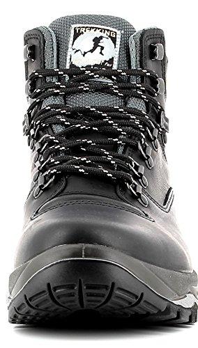 Grisport Boots Black and Trekking amp; Outdoor V Gritex 11205 Dakar 15 Women's Men's with UwrUzOq
