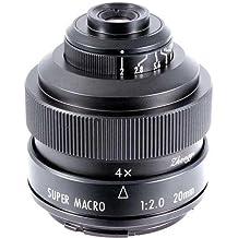 Mitakon Zhongyi 20mm f/2 4.5X Super Macro for Canon EF DSLR Cameras
