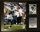 NFL Brent Celek Philadelphia Eagles Player Plaque