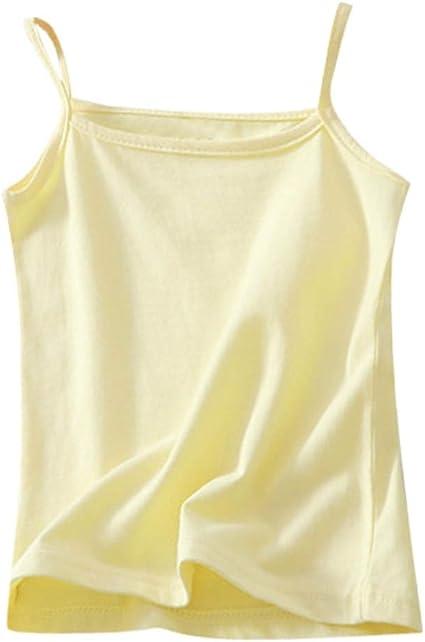 Luckycat Camiseta Interior para niña, Camisetas Interiores para ...