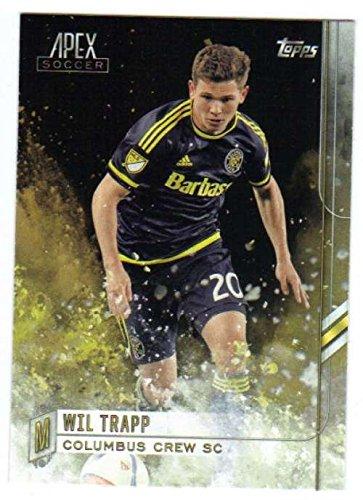 2015 Topps APEX MLS Soccer #62 Wil Trapp