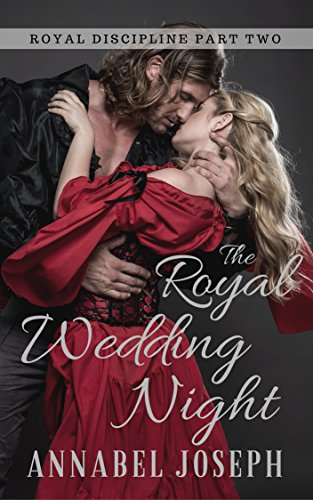 The wedding's a week away, and the princess has prepared herself to wed the duke. Mostly.But unbeknownst to Violet, they won't spend their wedding night alone. In order to safeguard the royal bloodlines, marriage consummations are witnessed by an aud...