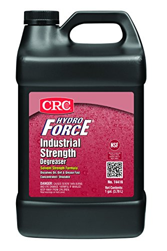 CRC 14416 HydroForce Industrial Strength Degreaser - 1 Gallon