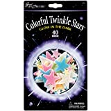 : Great Explorations Colorful Twinkle Stars