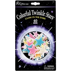 Great Explorations Colorful Twinkle Stars