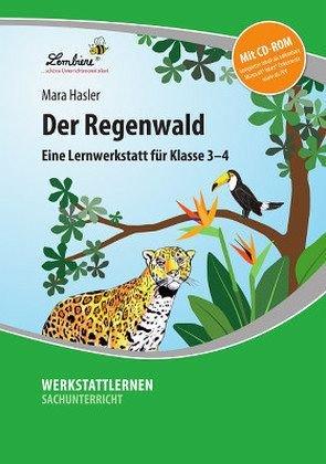 Der Regenwald (Set): Grundschule, Sachunterricht, Klasse 3-4
