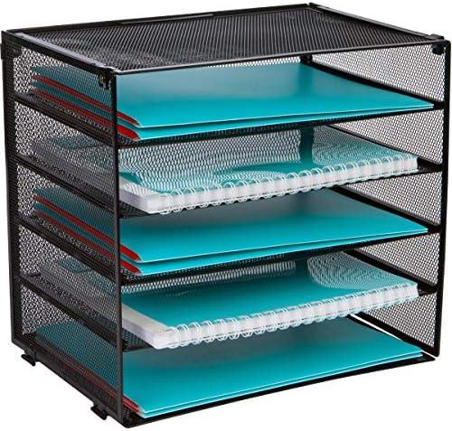 Desk Organizer Tray Organizing Folders product image