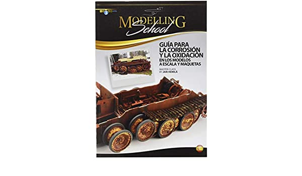 Amazon.com: AMMO MIG-6099 Guide for Corrosion and Oxidation ...