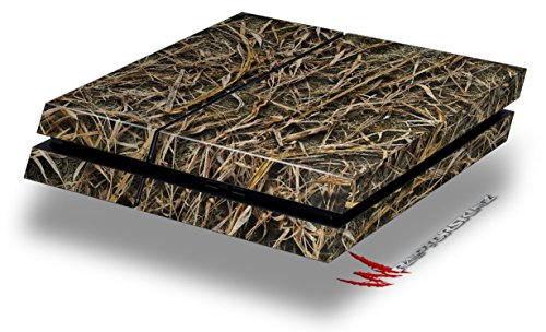 WraptorCamo Grassy Marsh Camo – Decal Style Skin fits original PS4 Gaming Console