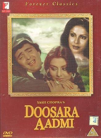 Amazon.com: Doosra Aadmi by Rishi Kapoor: Movies & TV