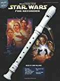 Selections from Star Wars for Recorder: Book Only