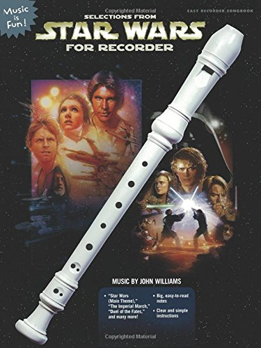 selections-from-star-wars-for-recorder-music-is-fun