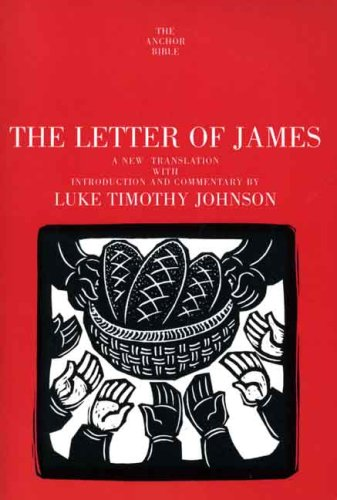 The Letter of James (The Anchor Yale Bible Commentaries)