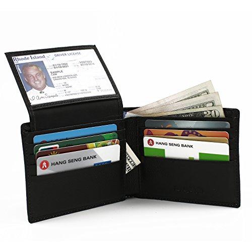 Very Nice RFID Men's Leather Wallet