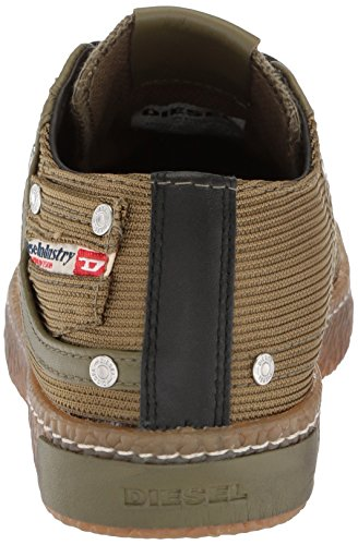 Low Diesel Exposure Sneaker UK Uomo 8 I Olive g7t7zvwq