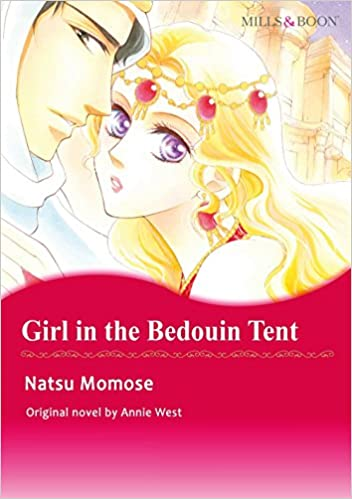 Ebooks iPod Touch herunterladen GIRL IN THE BEDOUIN TENT (Mills & Boon comics) PDF MOBI by Annie West